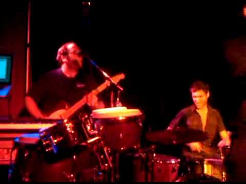 "The Macpodz wsg Laith Al-Saadi cover "" Jimi Hendrix - Manic Depression"" @ Savoy, Ypsilanti 6.25.2010"