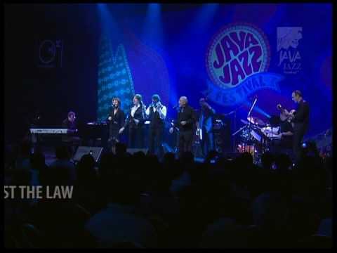 The Manhattan Transfer Live At Java Jazz Festival 2008