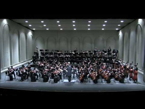 """Overture to The Merry Wives of Windsor"" by Moanalua HS Symphony Orchestra@2010 Aloha Concert"