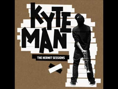 Kyteman - Pitchblack Darkness (The Hermit Sessions)