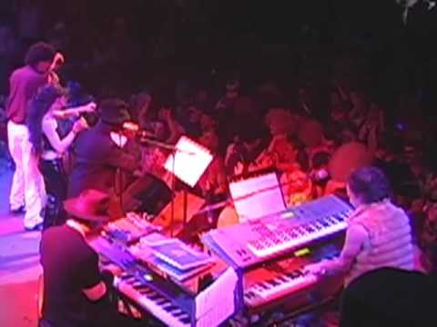 MICHAEL JACKSON - TRIBUTE - THE MOTET - HALLOWEEN 2006 - FOX THEATRE - BOULDER, CO
