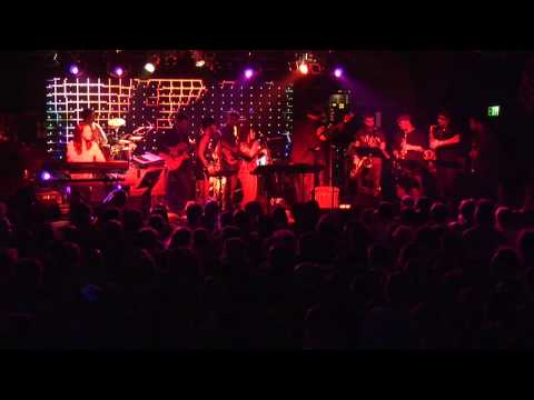 THE MOTET-01-23-10-KNOCK YOURSELF OUT-CERVANTES ANNIVERSARY PARTY-DENVER, CO