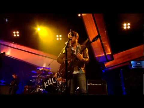 KINGS of LEON - PYRO - LIVE on JOOLS HOLLAND - HQ video