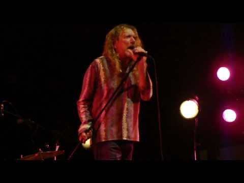 "ROBERT PLANT / BAND of JOY - ""Houses of the Holy"" - 7/15/10"