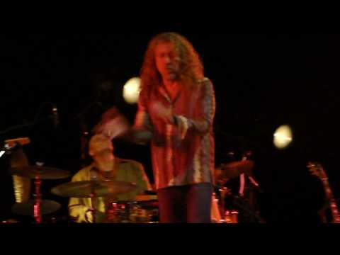 "ROBERT PLANT / BAND of JOY - ""Down to the Sea"" - 7/15/10"