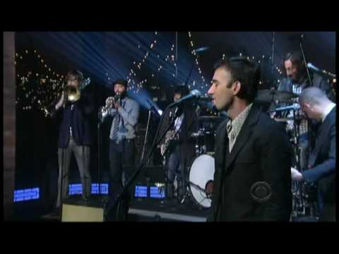 "The National - ""Afraid Of Everyone"" 5/13 Letterman (TheAudioPerv.com)"