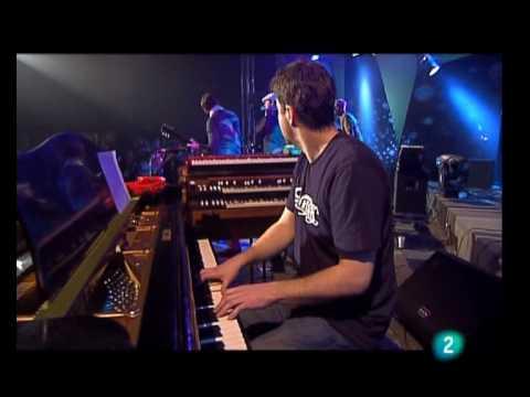 """The New Mastersounds - MRG (""""Los Conciertos de Radio 3"""", 9-3-2010)"""