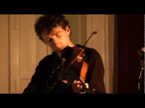 The Frames (fiddle) Colm Mac Con Iomaire `The Ghost of Pickering Forest` @ Nighthawks Dublin