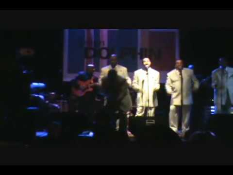 The Voices Performing The Ojays I Want You Here With Me at The Green Dolphin Night Club