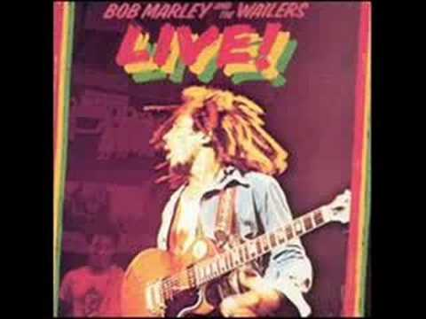 Bob Marley and The Wailers - Lively Up Yourself (LIVE!)