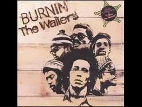 Bob Marley & the Wailers - Burnin` And Lootin`