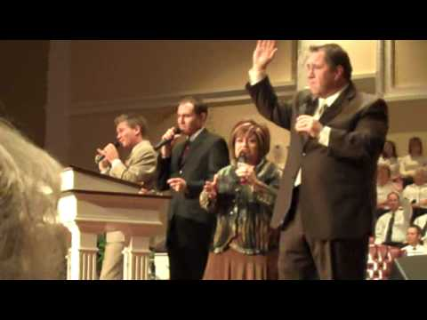 The Perrys at Victory Baptist - I Rest My Case At The Cross