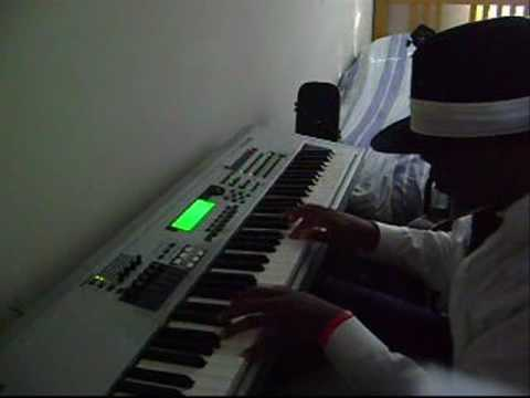 MJ Tribute- Better On The Other Side/Piano Improv (by AC Jei)