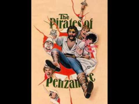 RCP - The Pirates of Penzance - Stay We Must Not Lose our Senses