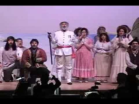 The Pirates Of Penzance - Act 1 Finale