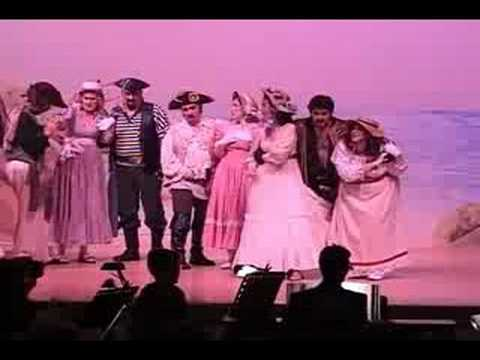 The Pirates Of Penzance - Stay, We Must Not Lose Our Senses