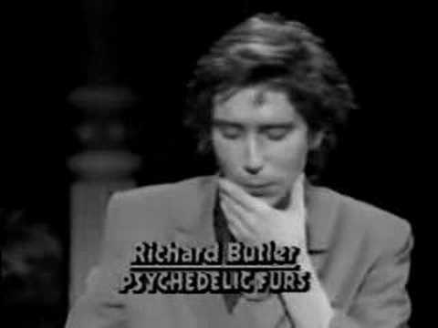 Richard Butler Interview