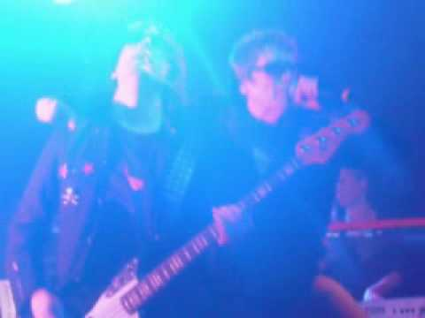 The Psychedelic Furs India San Francisco 7-15-07