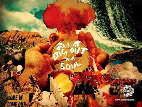 Oasis - Waiting For The Rapture (Alt Version #2 - Dig Out Your Soul Bonus Track)