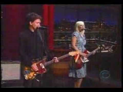 The Raveonettes Great Love Sound Live@Letterman