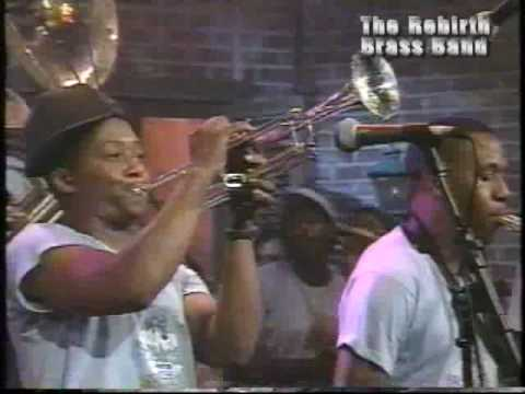 The Rebirth Brass Band 9