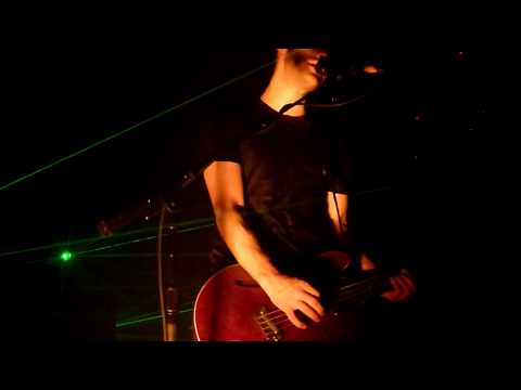 Black Rebel Motorcycle Club - Open Invitation (live M�nchen Backstage 05.05.2010) HD