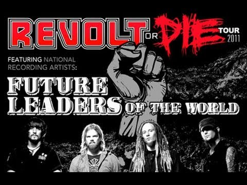 Revolt or DIE Tour 2011