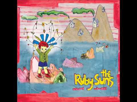 The Ruby Suns - Blue Penguin