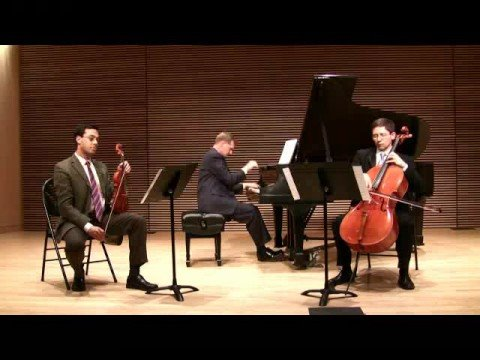 Saint Michael Trio: Primavera (Piazzolla)