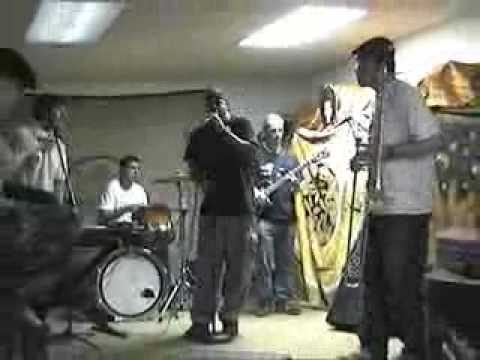The Slackers Live jam