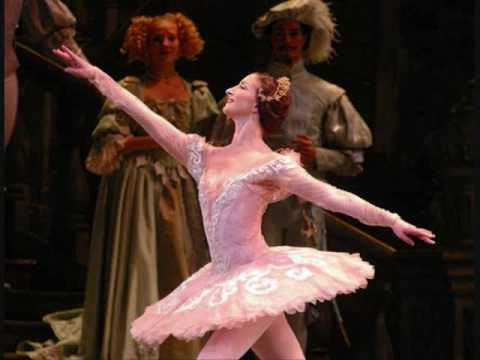 "The Sleeping Beauty Ballet (Tchaikovsky) -Act I: ""The Spell"": VIII. Pas D`action (Part II)"