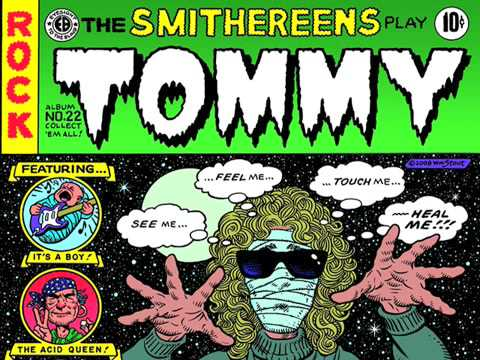 "The Smithereens ""Pinball Wizard"" from Tommy by The Who"