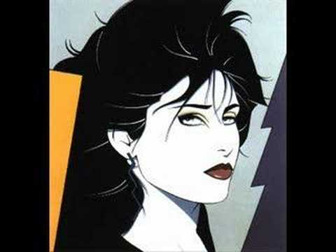 The Smithereens --- A Girl Like You (Patrick Nagel)