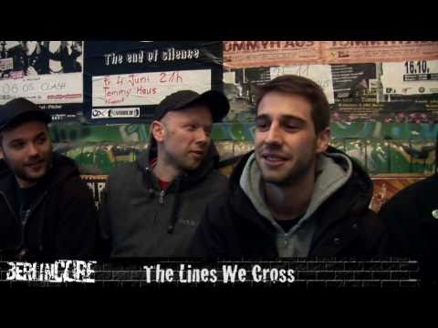 BerlinCore - The Lines We Cross
