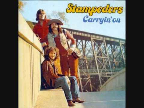 The Stampeders - Then Came the White Man (1971)