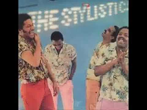 The Stylistics - Searchin` (1982)
