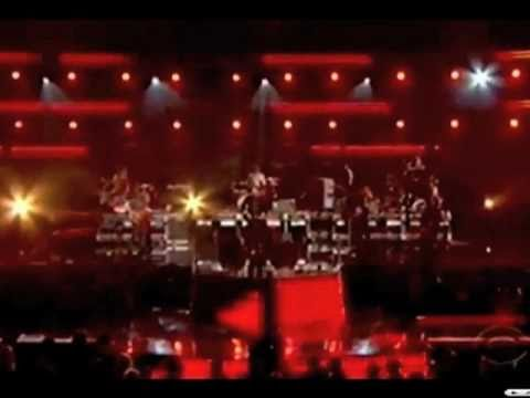 "Arcade Fire final performance at the Grammy`s 2011 - ""Ready To Start"""