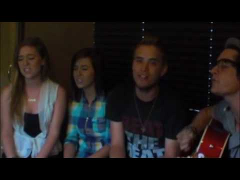 "Us Singing ""Teenage Dream,"" by Katy Perry, ft. The Summer Set! (Cover)"