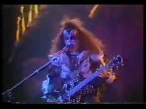 Kiss Houston 1976 - Nothin` To Lose (cut)
