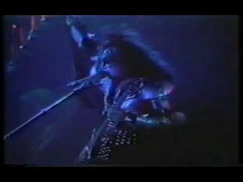 Kiss Houston 1976 - Cold Gin