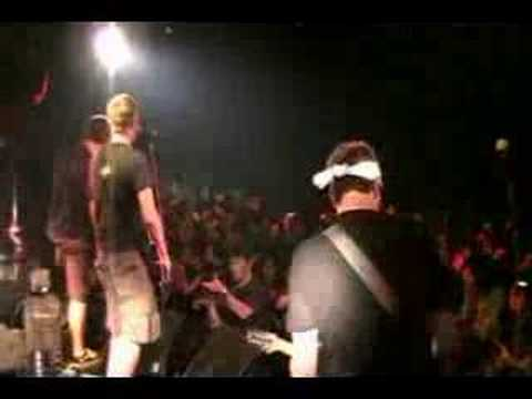 The Swellers - By a Thread @ Club Quattro (Tokyo, Japan)