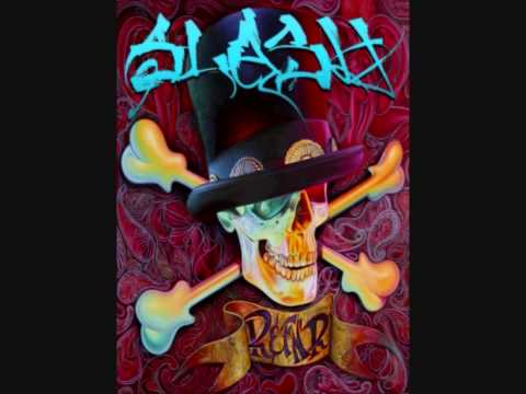 Slash - By the Sword (ft. Andrew Stockdale of Wolfmother) [HQ]