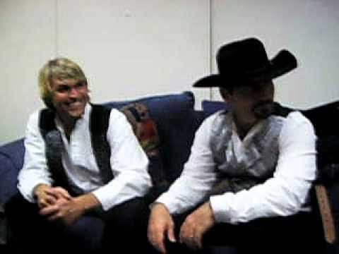 Starr meets The Texas Tenors