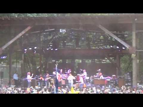 """The String Cheese Incident """"Lester Had a Coconut"""" at Hornings Hideout 8-1-10"""