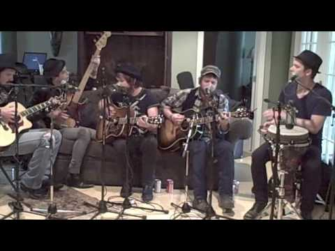 The Trews feat. Gordie Johnson - Highway of Heroes; performing in Austin, TX on The Verge XM 87
