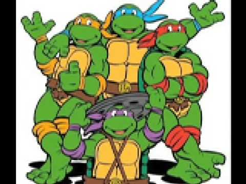 -Nintendocore- HORSE the band : Teenage Mutant Ninja Turtles