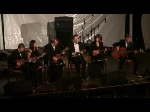 "Ukulele Orchestra Of Great Britain""Hard to Handle"""