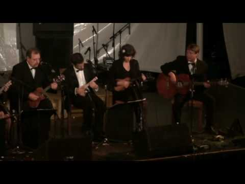 "Ukulele Orchestra Of Great Britain:""Limehouse Blues"""