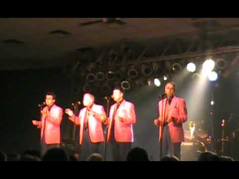 Doo-wop Acapella, Deke and The Blazers, Lover Boy by The Cleftones