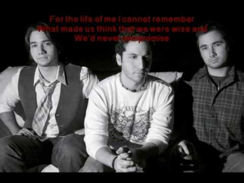Boyce Avenue- The Freshmen (Verve Pipe Cover) with lyrics